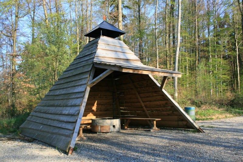 Grillhütte