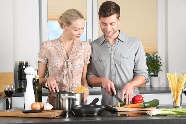 ergonomische Küche